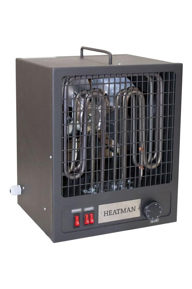 Электрический тепловентилятор Heatman HF